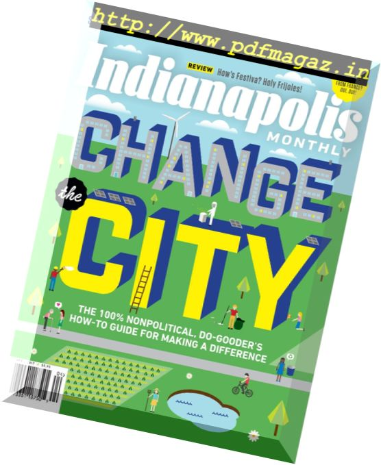 Indianapolis Monthly – April 2017