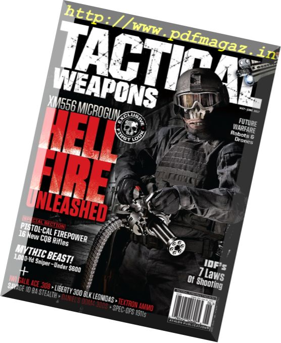 Tactical Weapons – May-June 2017