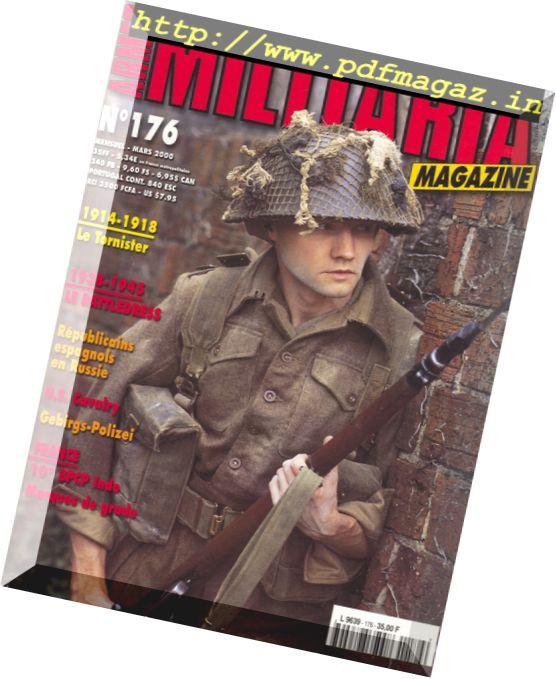 Armes Militaria – N 176, Mars 2000