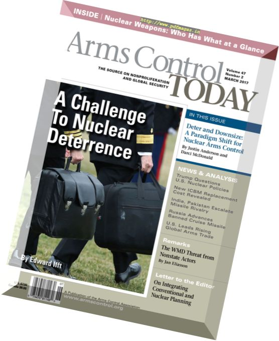 Arms Control Today – March 2017