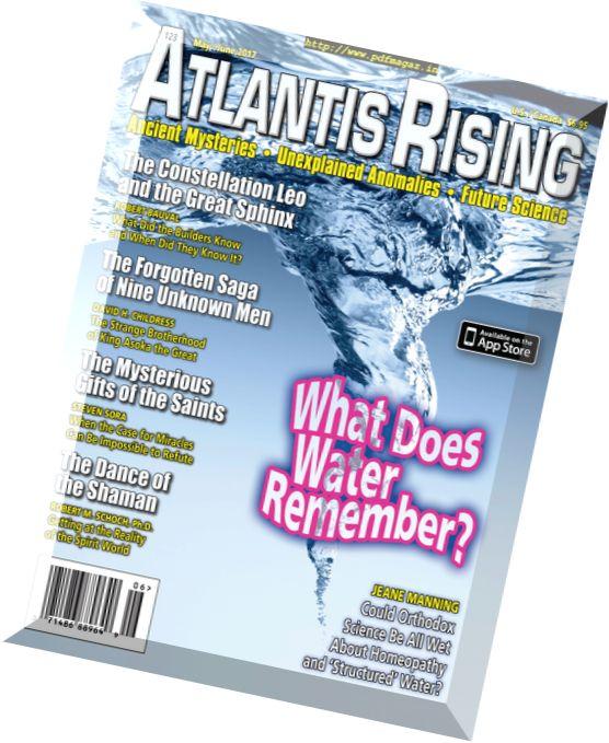 Atlantis Rising – May-June 2017