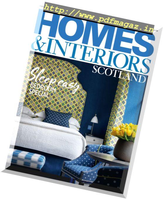 Homes & Interiors Scotland – March-April 2017