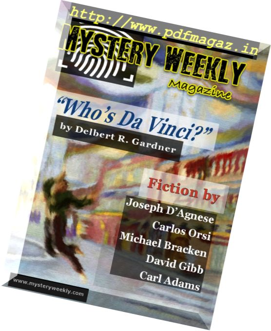 Mystery Weekly – April 2017