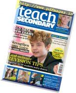 Teach Secondary – Volume 6 Issue 3 2017