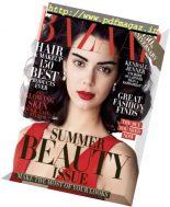 Harper's Bazaar USA – May 2017