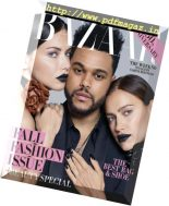 Harper's Bazaar USA – September 2017