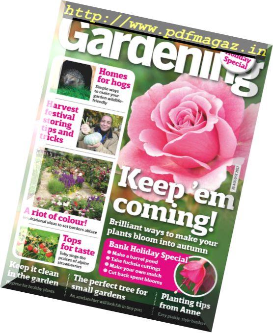 Download Amateur Gardening 26 August 2017 Pdf Magazine