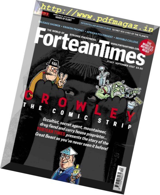 Fortean Times – September 2017