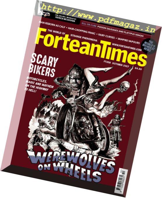 Fortean Times – October 2017