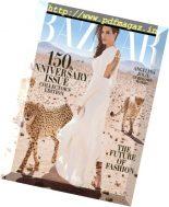 Harper's Bazaar USA – November 2017