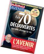 Sciences et Avenir – Novembre 2017