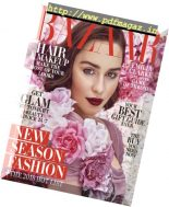 Harper's Bazaar USA – December 2017