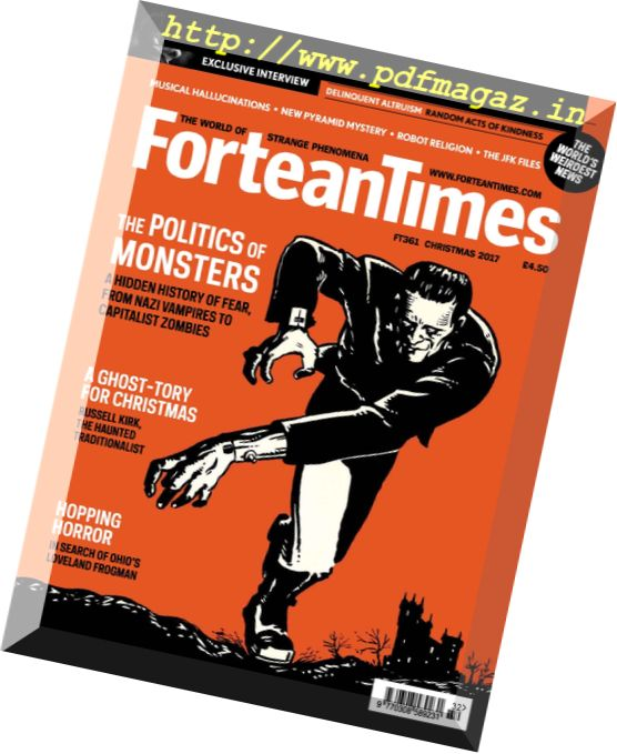 Fortean Times – January 2018