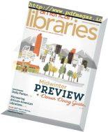 American Libraries – December 2017