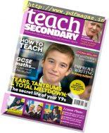 Teach Secondary – January 2018