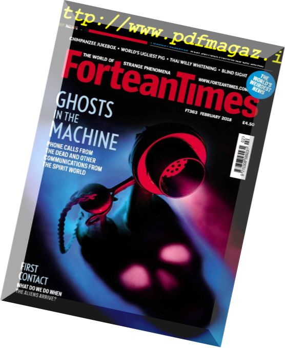 Fortean Times – March 2018