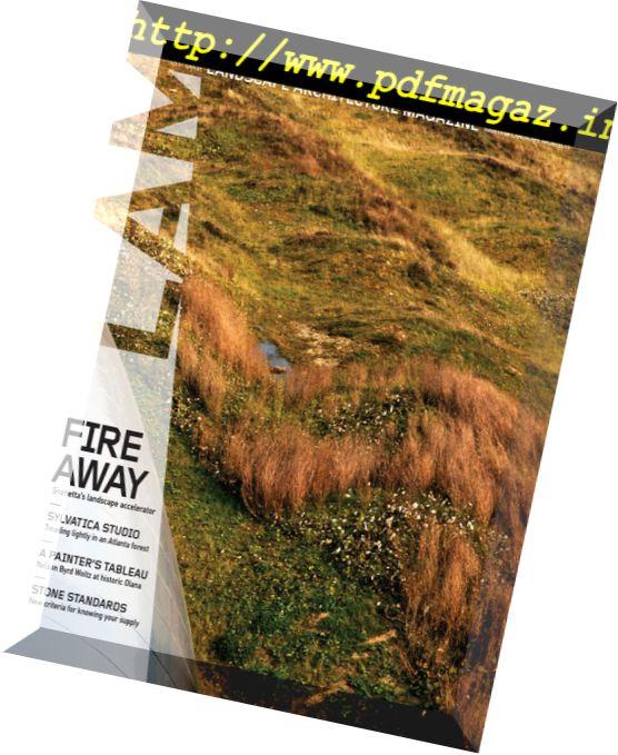 Attractive Landscape Architecture Magazine USA U2013 February 2018
