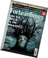 Fortean Times – April 2018