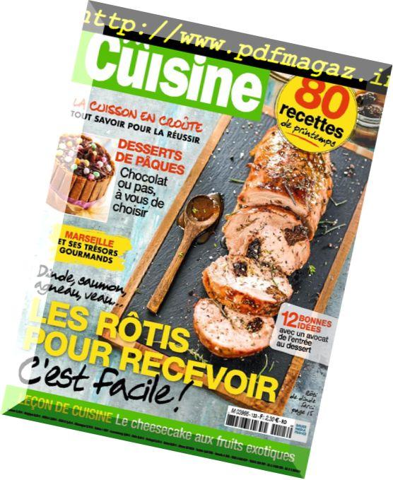 Download Maxi Cuisine Mars 2018 Pdf Magazine