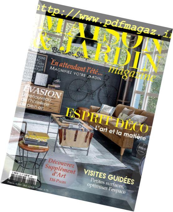 Download Maison & Jardin – 8 mars 2018 - PDF Magazine