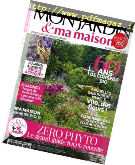 download mon jardin ma maison mai 2018 pdf magazine - Mon Jardin Ma Maison