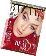 Harper's Bazaar USA – May 2018