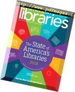 American Libraries – April 2018