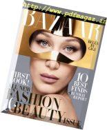 Harper's Bazaar USA – June 2018