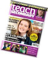 Teach Secondary – June 2018