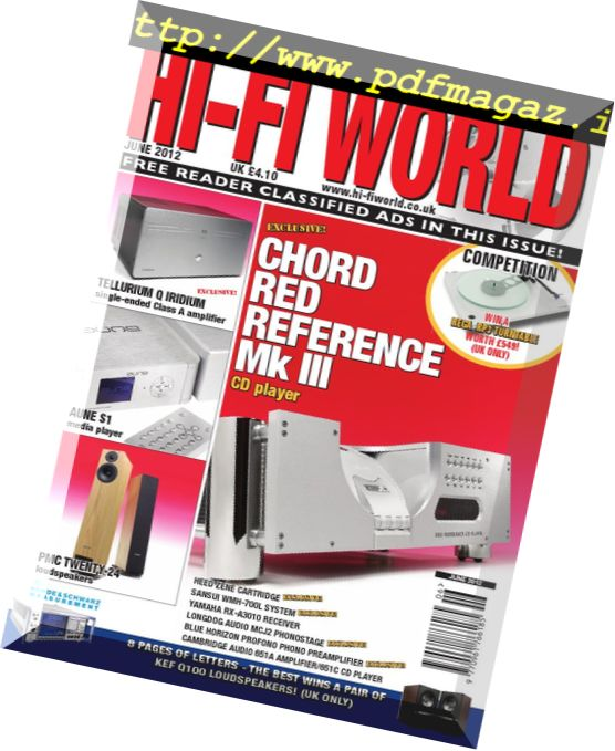 Hi Fi Magazines Uk