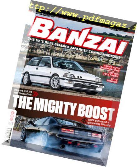 Pdf banzai magazine