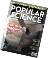 Popular Science Turkey – Agustos 2016