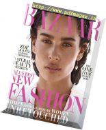 Harper's Bazaar USA – October 2018