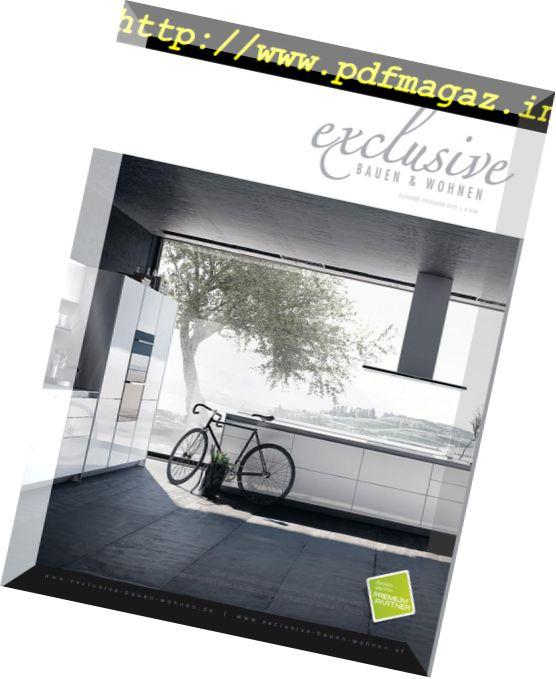 Download Exclusive Bauen Wohnen Januar 2016 Pdf Magazine