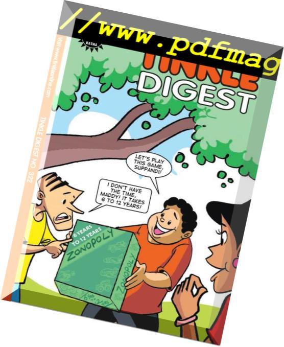 Tinkle Digest Comics Pdf