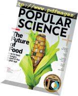 Popular Science USA – October-November 2015