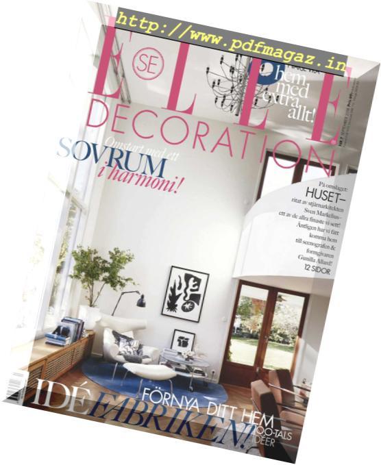 Elle Decor Magazine Pdf