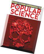 Popular Science USA – October-November 2018