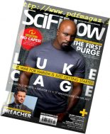 SciFiNow – issue 146, 2018
