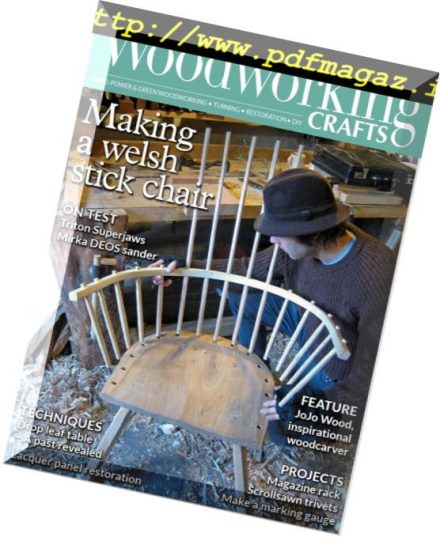 Download Woodworking Crafts January 2019 Pdf Magazine