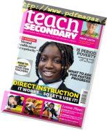 Teach Secondary – December 2018