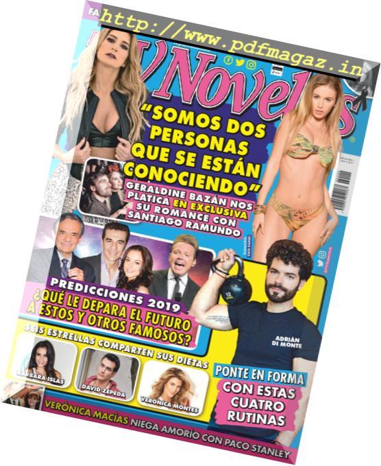 Download Tvynovelas Mexico 07 Enero 2019 Pdf Magazine