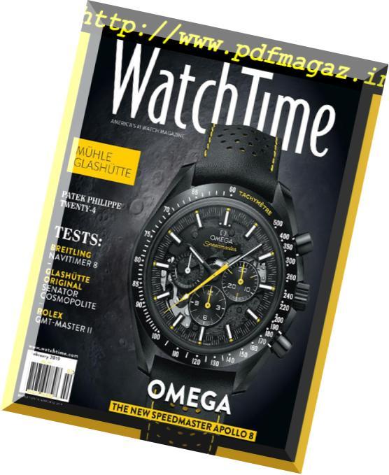 Watchtime Magazine Pdf