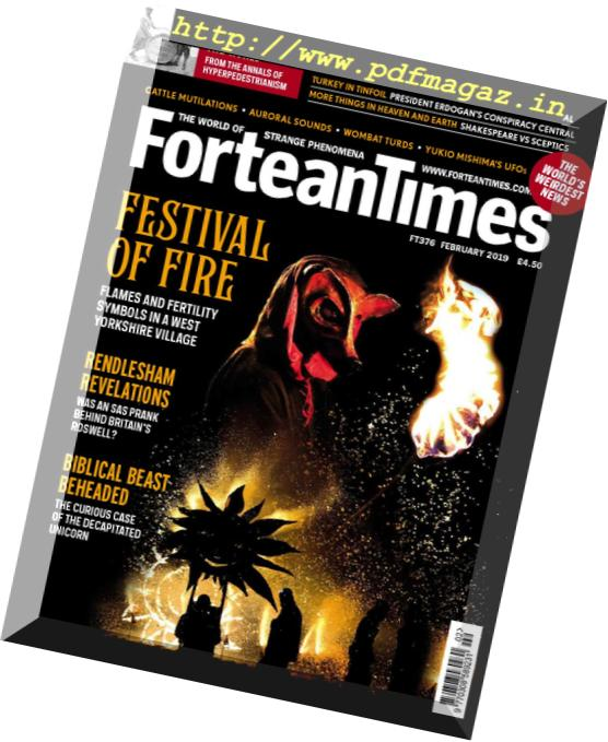 Fortean Times – February 2019