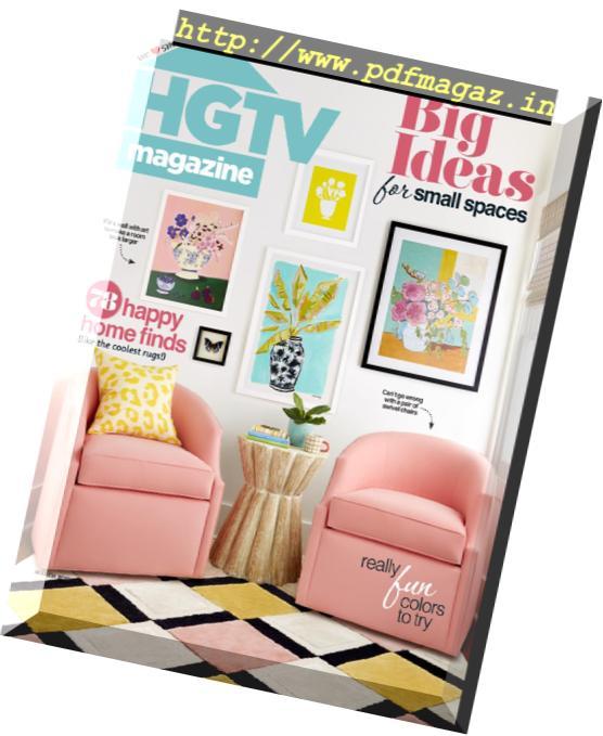 Download HGTV Magazine – March 2019 - PDF Magazine