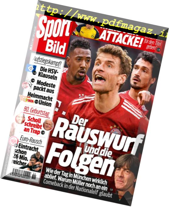 Sport Bild Ebook