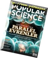 Popular Science Turkey – Subat 2019