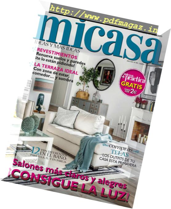 Download Micasa Abril 2019 Pdf Magazine