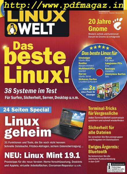 Download Linux Welt – Marz 2019 - PDF Magazine