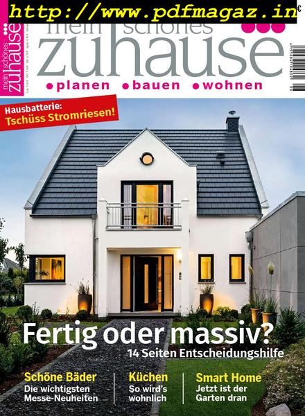 Download Mein Schones Zuhause Mai Juni 2019 Pdf Magazine